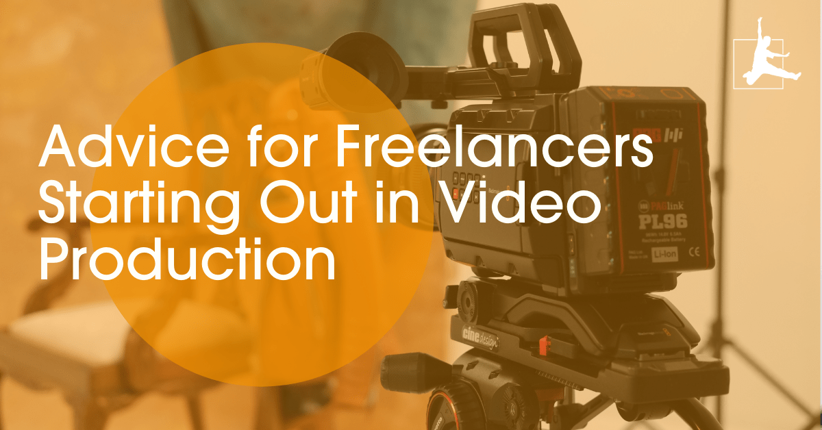 starting out in video production blog