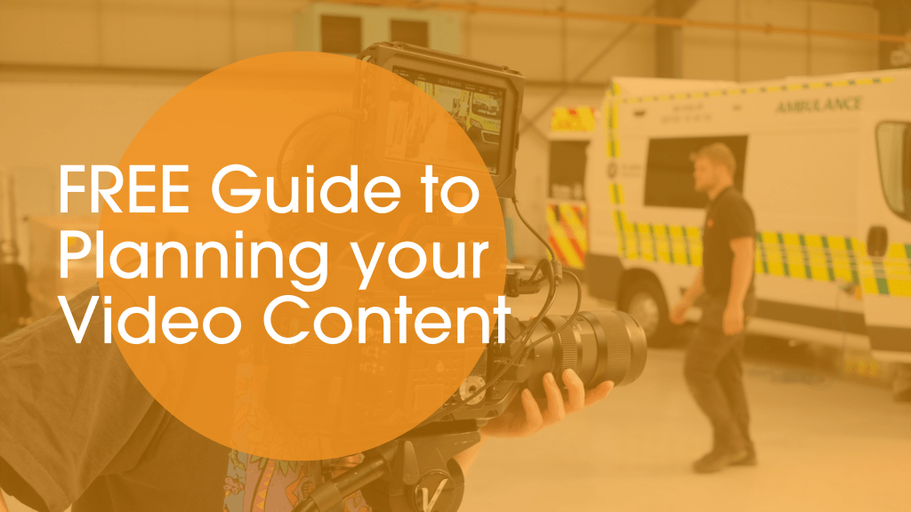 Free guide to planning your video content